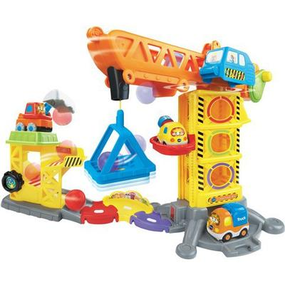 Vtech Toot Toot Drivers Construction Site