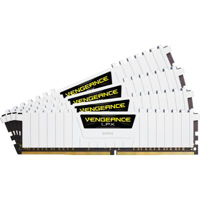 Corsair Vengeance LPX White DDR4 3200MHz 4x8GB (CMK32GX4M4B3200C16W)