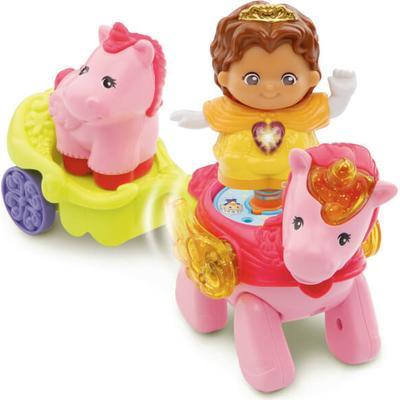 Vtech Toot Toot Friends Kingdom Princess Addie & Her Unicorn
