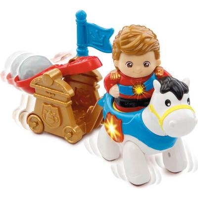 Vtech Toot Toot Friends Kingdom Prince Henry & His Horse