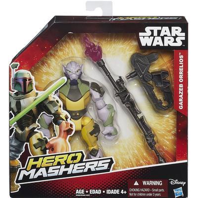 Hasbro Star Wars Hero Mashers Rebels Garazeb Orrelios B3668