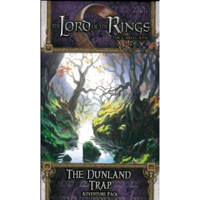 Fantasy Flight Games The Lord of The Rings: The Dunland Trap (Engelska)