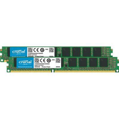 Crucial DDR4 DDR4 2400MHz 2x16GB ECC (CT2K16G4XFD824A)
