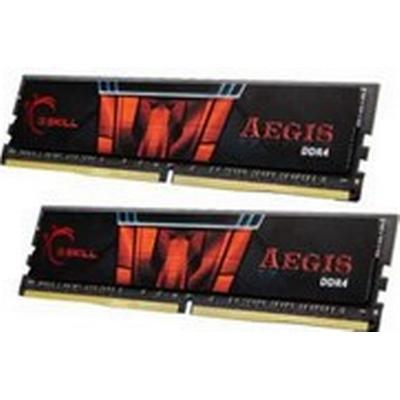 G.Skill Aegis DDR4 2400MHz 2x8GB (F4-2400C15D-16GIS)