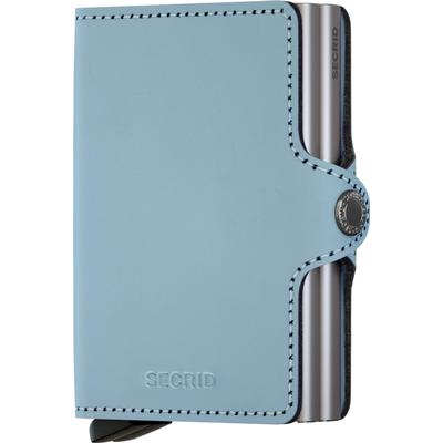 Secrid Twin Wallet - Matte Blue