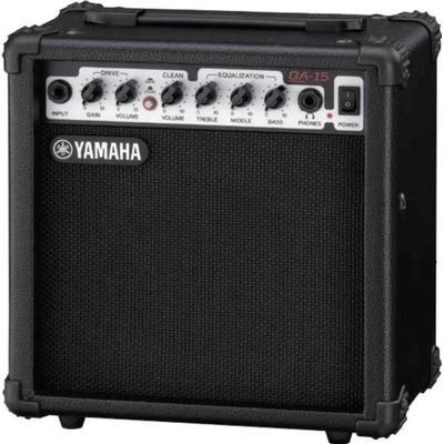 Yamaha, GA15