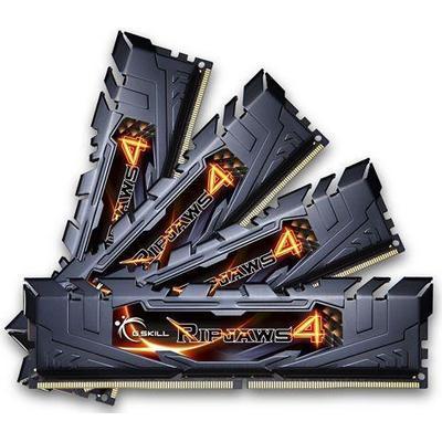 G.Skill Ripjaws 4 DDR4 2400MHz 4x4GB (F4-2400C14Q-16GRK)