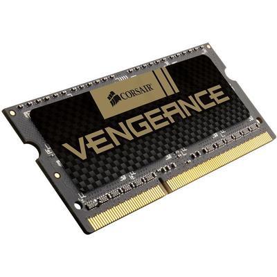 Corsair Vengeance Black DDR3 1600MHz 8GB (CMSX8GX3M1A1600C10)