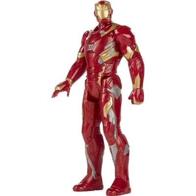 Hasbro Marvel Titan Hero Series Iron Man Electronic Figure B6177