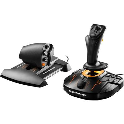 Thrustmaster T.16000M FCS + Throttle