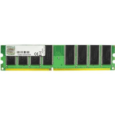 G.Skill Value DDRI 400MHz 1GB (F1-3200PHU1-1GBNS)
