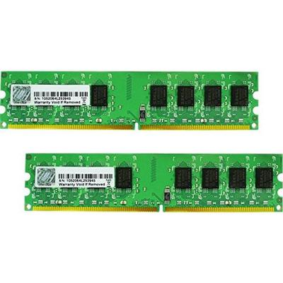 G.Skill Value DDR2 800MHz 2x2GB (F2-6400CL5D-4GBNT)