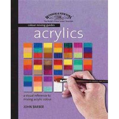 Winsor & Newton Colour Mixing Guides (Inbunden, 2007)
