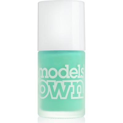 Models Own Nail Polish Icing Mint 14ml