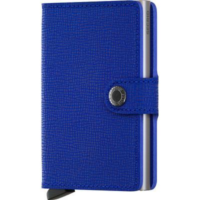 Secrid Mini Wallet - Crisple Cobalt