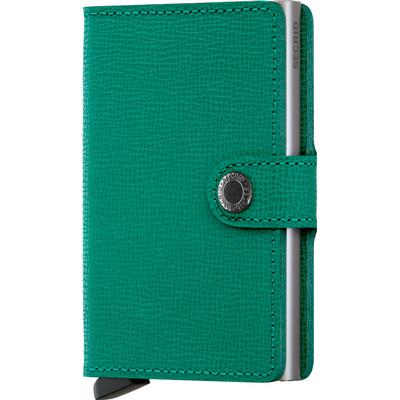 Secrid Mini Wallet - Crisple Emerald