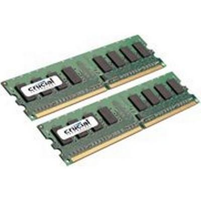 Crucial DDR2 667MHz 2x4GB (CT2KIT51264AA667)