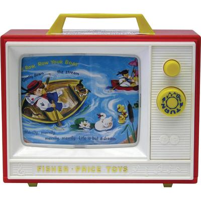 Fisher Price Classics Two Tune Television