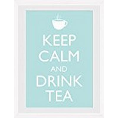 GB Eye Keep Calm & Drink Tea 30x40cm Affisch