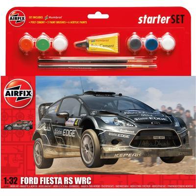 Airfix Ford Fiesta WRC Starter Set A55302
