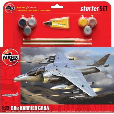 Airfix BAE Harrier GR9A Starter Set A55300