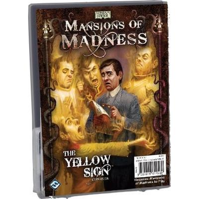Fantasy Flight Games Mansions of Madness The Yellow Sign (Engelska)