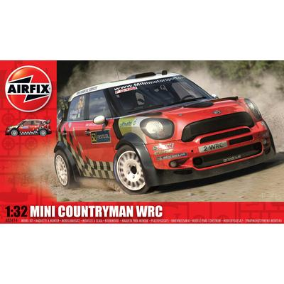 Airfix Mini Countryman WRC A03414