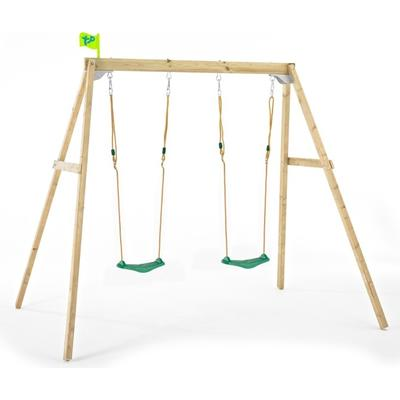 TP Toys New Forest Double Swing 2