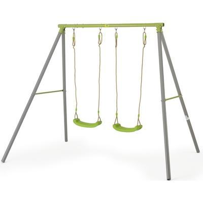 TP Toys Double Metal Swing with Seats