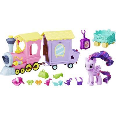 Hasbro My Little Pony Explore Equestria Friendship Express Train B5363