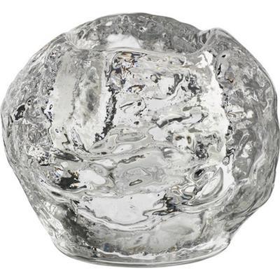 Kosta Boda Snöboll 7cm Värmeljuslykta
