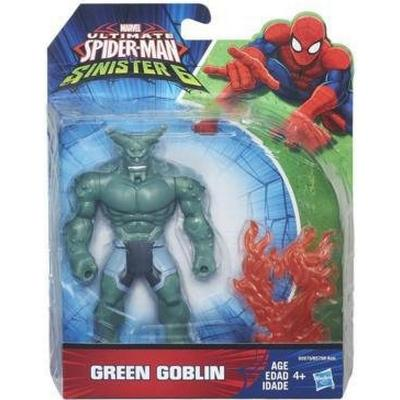 "Hasbro Ultimate Spider Man vs the Sinister Six: Green Goblin 6"" Figure B5875"