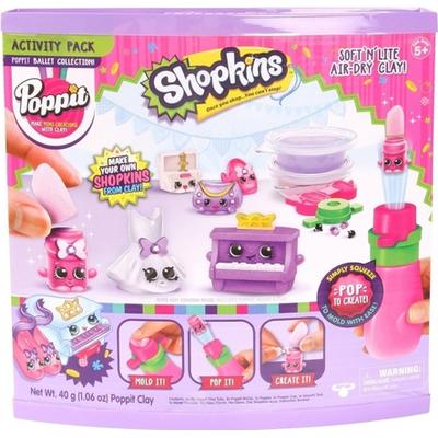 Character Poppit Shopkins Activity Pack