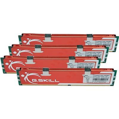 G.Skill Performance DDR2 800MHz 4X4GB (F2-6400CL6Q-16GBMQ)