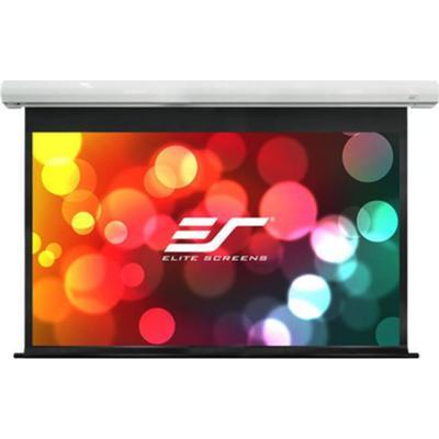 """Elite Screens SK8xHW-E24 16:9 84"""" Eldriven"""