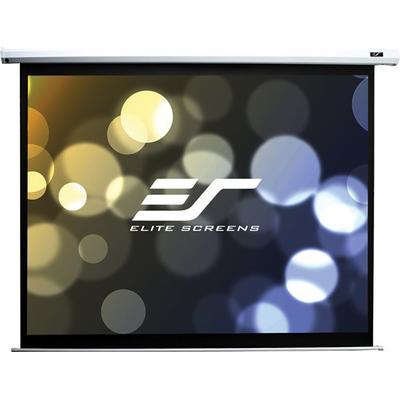 """Elite Screens 100V 4:3 100"""" Eldriven"""