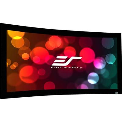 "Elite Screens CURVE135WH1 16:9 135"" Ramspänd"