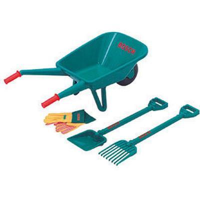 Klein Bosch Garden Set with Gardener Cart 4pcs 2752