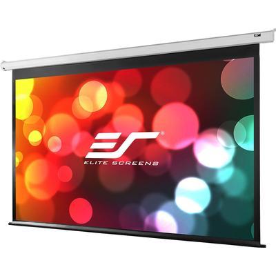 """Elite Screens 120V 4:3 120"""" Eldriven"""