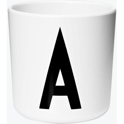 Design Letters Mugg Melamin A-Z
