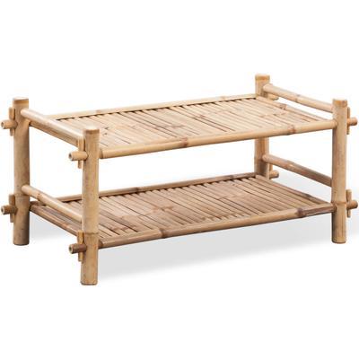 vidaXL Bamboo 2 Floors