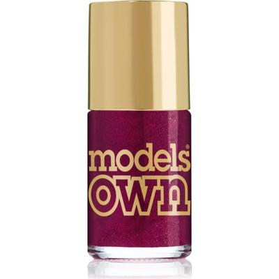 Models Own Nail Polish Oval Plum 14ml