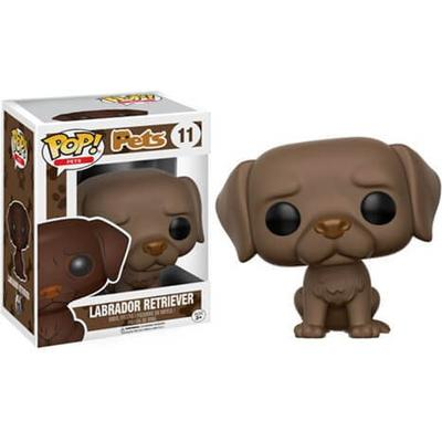 Funko Pop! Pets Labrador Retriever 11256