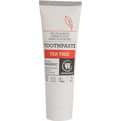 Urtekram Tea Tree Organic Toothpaste 75ml