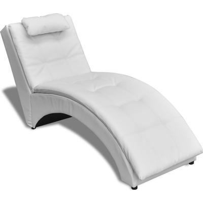 vidaXL 242217 Leather Armchair Skinnfåtölj Loungestol