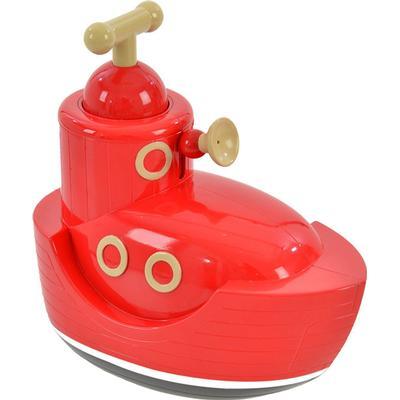 Golden Bear Twirlywoos Bath Time Big Red Boat