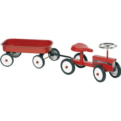 Goki Ride On Tractor with Trailer 14148
