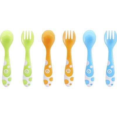 Munchkin Multi Forks & Spoons 6pcs