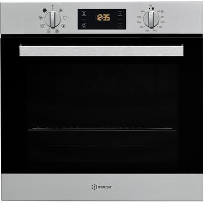 Indesit IFW 6340 IX Stainless Steel