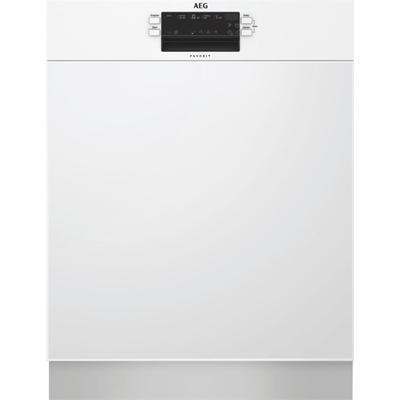AEG FUB52600ZW Hvid